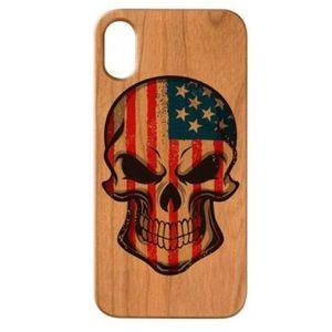 Color wood Case